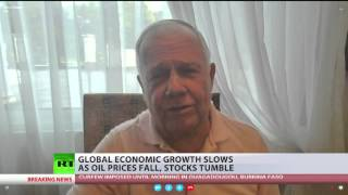 Jim Rogers Discusses State of Global Economy on RT International