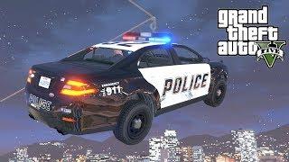 """POLICYJKĄ NAD MIASTEM? w GTA 5 Online HOGATY i PAJLOK """"Elegancki Duet"""" #68 [PC/PL]"""