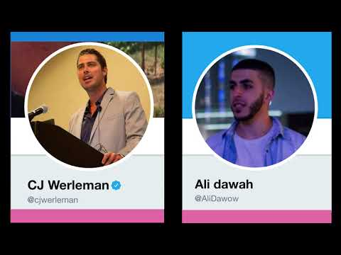 AMERICAN JOURNALIST INTERVIEWS ALI DAWAH