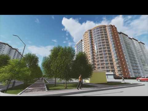 Купить квартиру в Томске,  в новостройках жилого комплекса комфорт-класса Радонежский