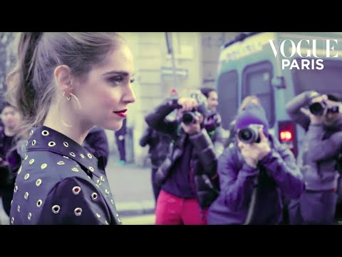 Chiara Ferragni : A day in the life of the famous blogger at Milan Fashion Week | #VogueFollows