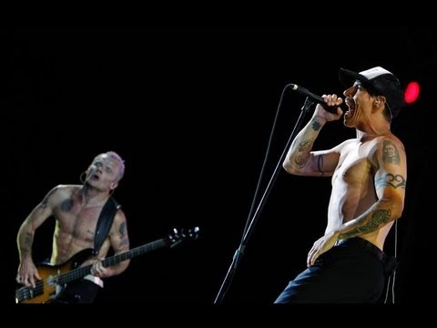 Red Hot Chili Peppers - Full Show Live - Auckland NZ (1080p Video/Studio Quaility Audio)