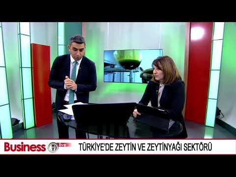 Mresco Türkiye Ceo'su Oya Zingal / BusinessHT 'Tarım 29 Ocak 2018