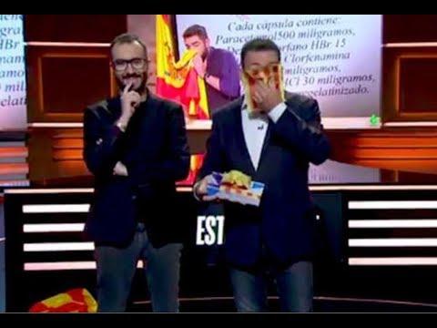 NUEVO ATAQUE A ESPAÑA: OTROS DOS PAYASOS DE TV3 APOYAN A DANI MATEO