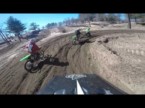 Open Practice at The Wick 338 - Southwick  3/7/16