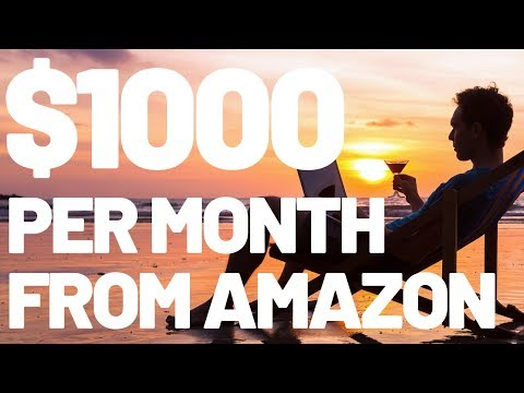 $1000 / Month from an Amazon Affiliate Website! - VIEWER SUCCESS STORY **Re-Upload** thumbnail