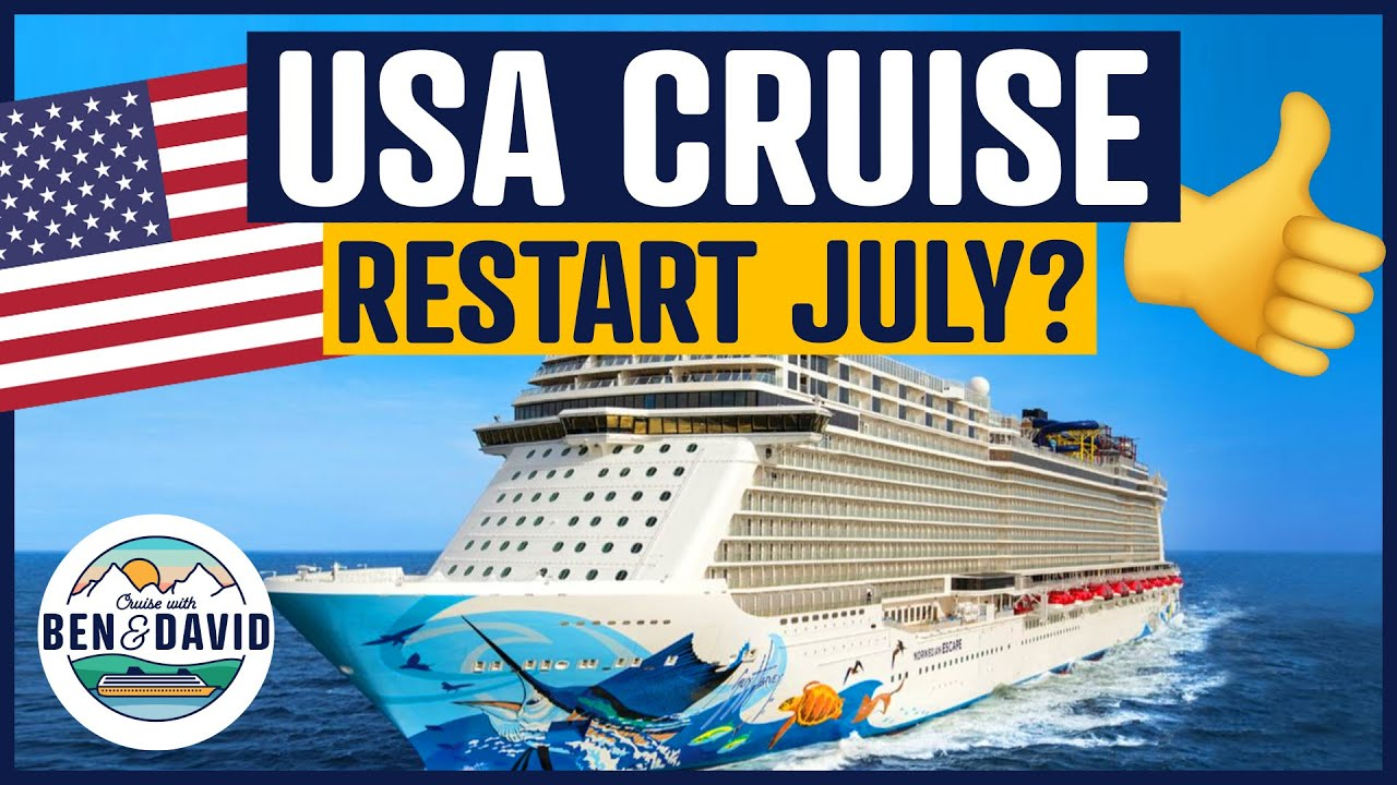 Download HUGE CRUISE NEWS: Cruising from the USA Restart?