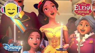 elena of avalor let love light the way official disney channel uk
