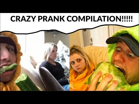 SUPER FUNNY PRANK COMPILATION 2018 (TRY NOT TO LAUGH) - Kristen HANBY
