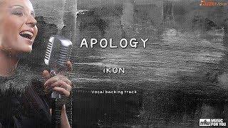 APOLOGY - iKON Instrumental amp Lyrics