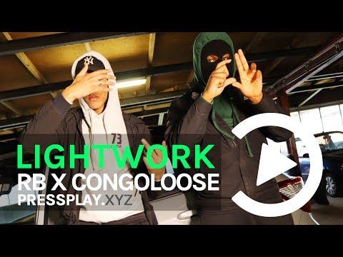#73 RB X Congoloose - Lightwork Freestyle 🇳🇱 🇫🇷 (Prod. Franco III) | Pressplay