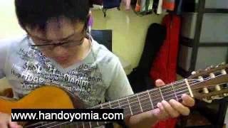 我不会喜欢你 Wo Bu Hui Xi Huan Ni - 我可能不会爱你 OST - Fingerstyle Guitar Solo