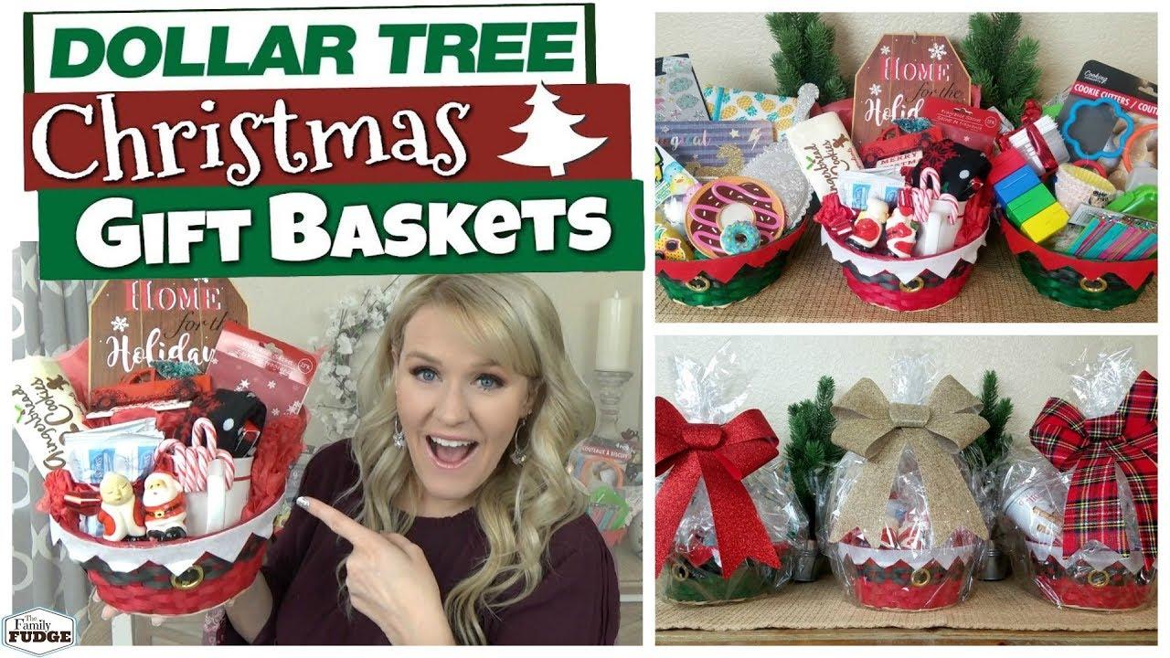 Family Christmas Gift Baskets.Dollar Tree Christmas Gift Basket Ideas Budget Christmas Gift Ideas