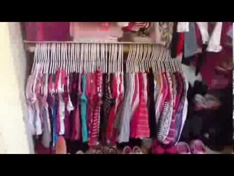 Toddler/Baby Closet U0026 Drawer Tour Tips To Organize And Storage