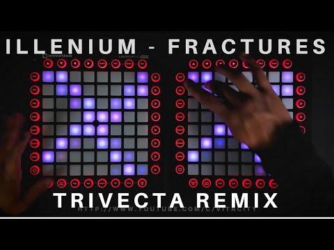 Illenium - Fractures (Trivecta Remix) // Launchpad Cover