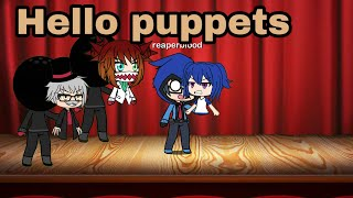 Hello puppet song
