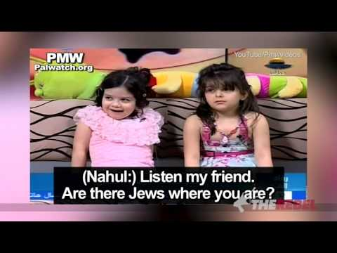 Palestinian children's TV teaches terrorism, anti-Semitism