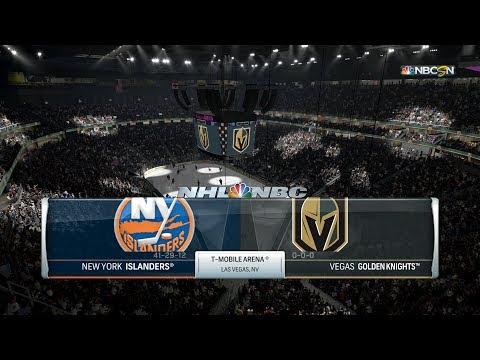 Look See | NHL 18 - New York Islanders vs. Vegas Golden Knights