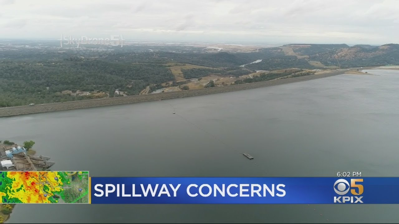 Water Officials Quell Rumors Of Oroville Dam Spillway Problems