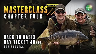 Korda Masterclass Vol 7 Day Ticket 48hrs Carp Fishing Back To Basics