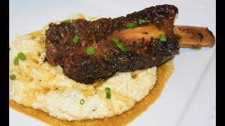 Braised Beef Ribs Recipe - Slow Cooked Beef Ribs - Oven Ribs Recipe