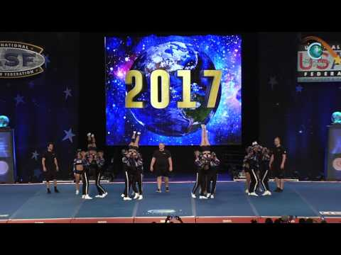 Cali Sport All Stars (Colombia) [2017 International Open Large Coed Level 5 Finals]