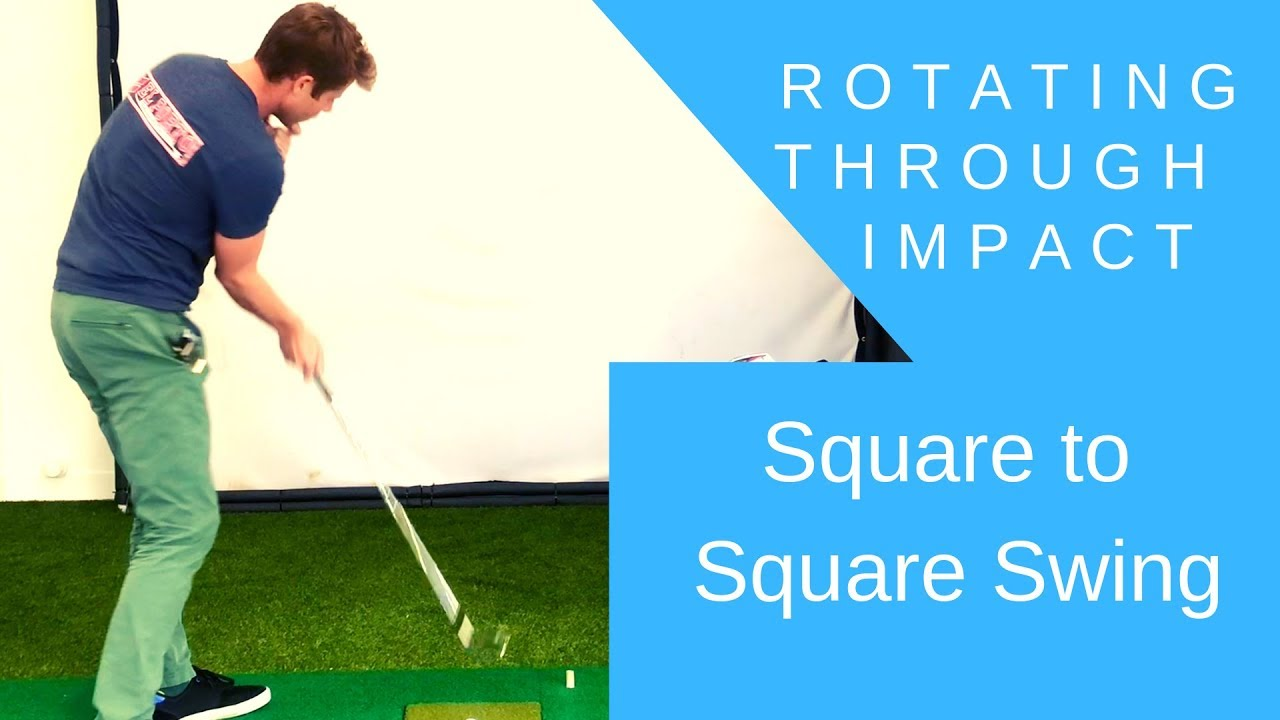 Rotating Through Impact Square To Square