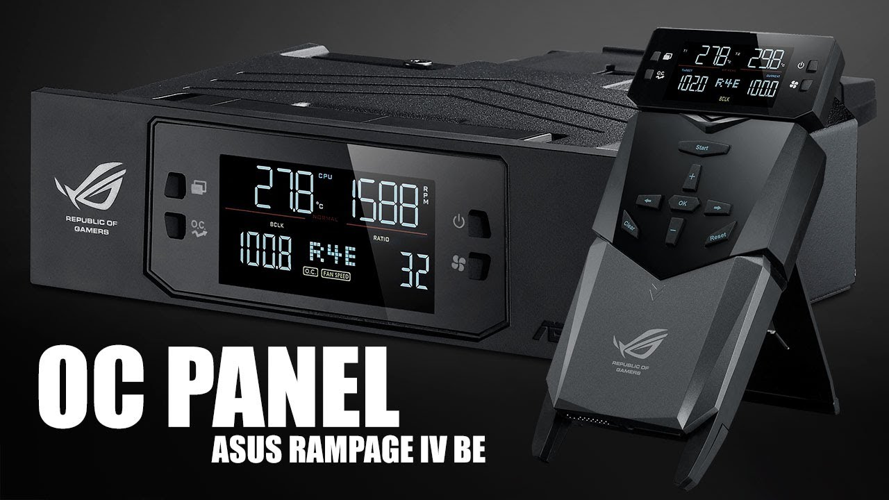ASUS RAMPAGE V EXTREME OC PANEL WINDOWS 8.1 DRIVERS DOWNLOAD