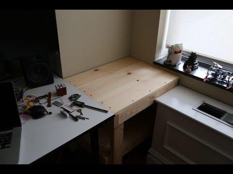 Building a Custom Workbench in NYC