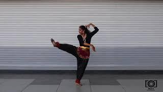 Gambar cover AR Rahman's Urvasi - Carnatic Mix (world dance day)
