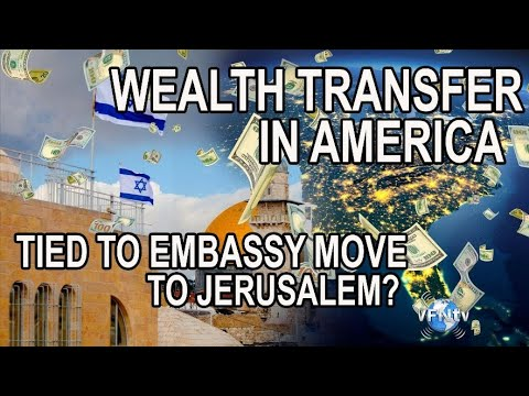 Wealth Transfer in America, Tied to Embassy Move to Jerusalem? - P.M. Netanyahu at CUFI DC Summit