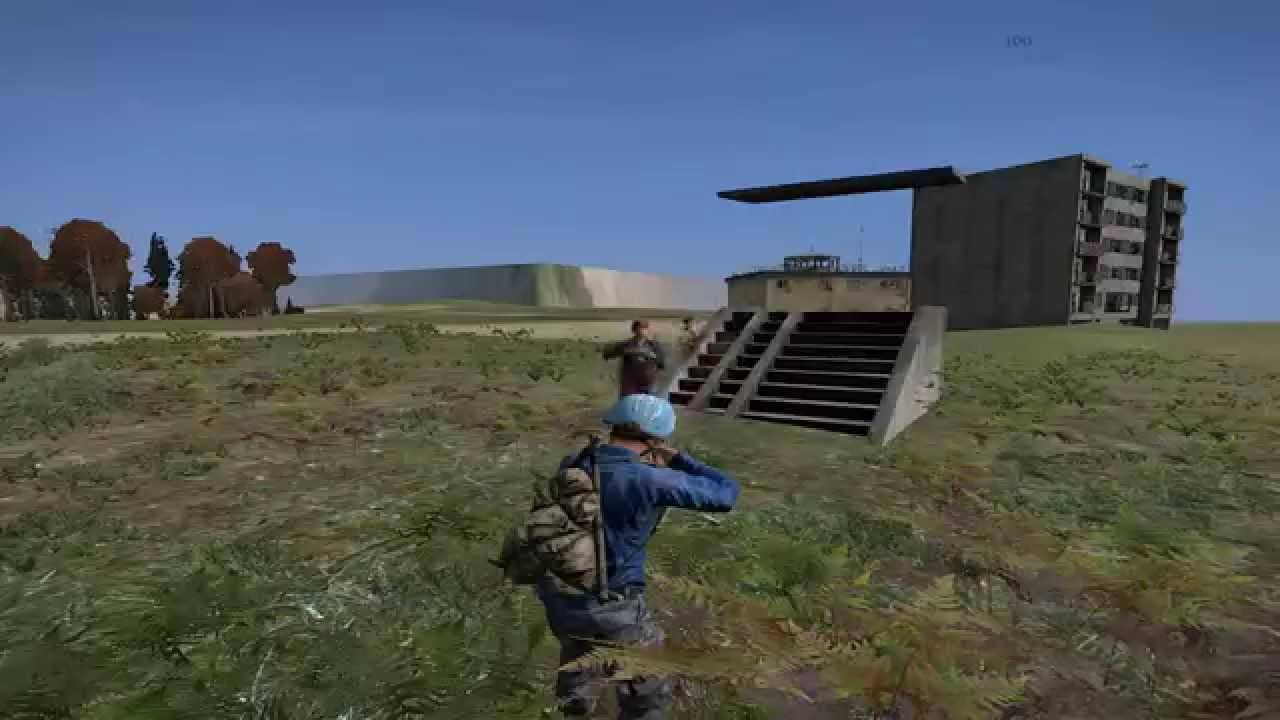 "DayZ Standalone #6 ""Hacked/Modded servers"" - YouTube"