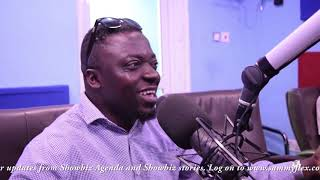 The Strong Man and Sarkodie Fight Gets Intense As Showbiz Pundits Take Sides