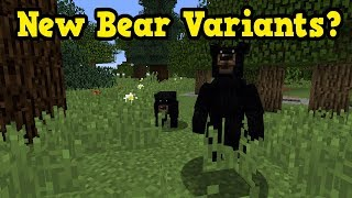 Minecraft Xbox / PE Are Black Bears & Whales Coming?
