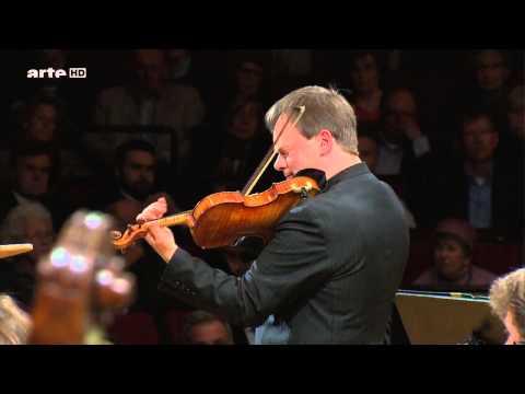 Johannes Brahms Violinkonzert