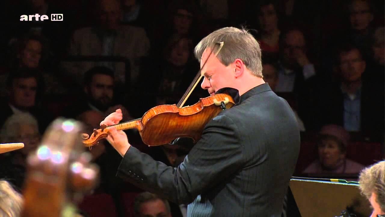 Violinkonzert Brahms