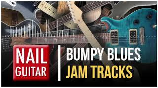 Bb | Bumpy Blues | Guitar Jam Track