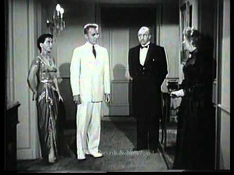 PASSPORT TO DANGER.  Tehran Episode 1955 w Cesar Romero.  1950's TV Spy Series.