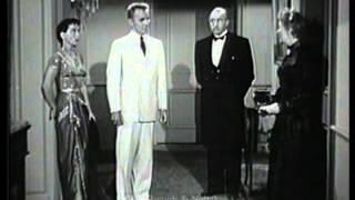 PASSPORT TO DANGER.  Tehran Episode 1955 w/ Cesar Romero.  1950's TV Spy Series.