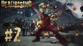 Dead Rising 3 #2 - Дракон