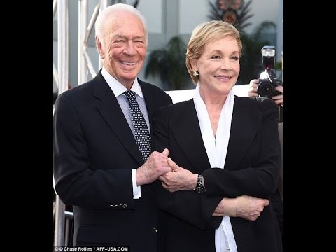 Julie Andrews and Christopher Plummer interview at TCM Film Festival March 26, 2015