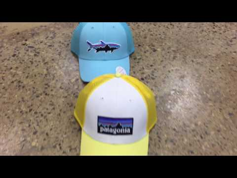 Patagonia Trucker Hats Spring 2017