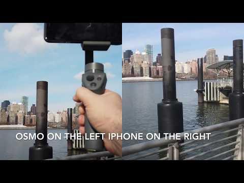 4K 30 Fps DJI Osmo Pocket Vs Mobile 2 - Best Mobile Gimbal Vs The Pocketable Set-up