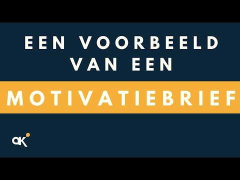 voorbeeld motivatiebrief technische dienst Voorbeeld Motivatiebrief Technische Dienst | gantinova