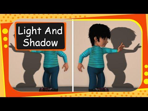 Science Light and Shadow Basic English