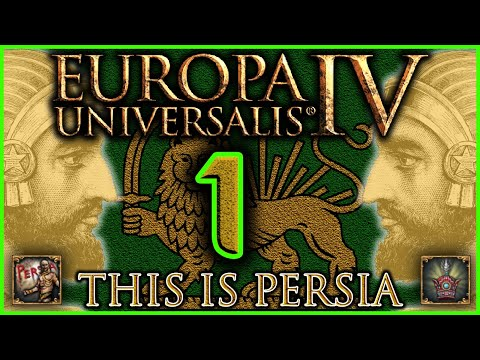 ARDABIL   This Is Persia!   Let's Play EU4 (1.29)   Episode 1