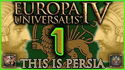 ARDABIL | This Is Persia! | Let's Play EU4 (1.29) | Episode 1