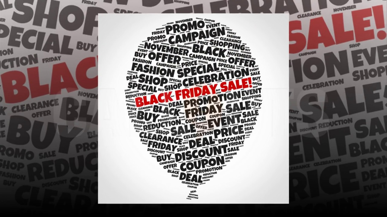 Black Friday Cyber Monday Advertising Sales Marketing Graphics For Your Successful Campaigns Youtube
