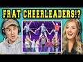 COLLEGE KIDS REACT TO MALE CHEERLEADING SQUAD mp3