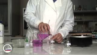 Смещение равновесия в растворе аммиака при нагревании